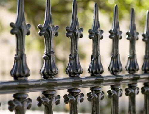 What Makes Wrought Iron Fences A Good Choice For My Home?