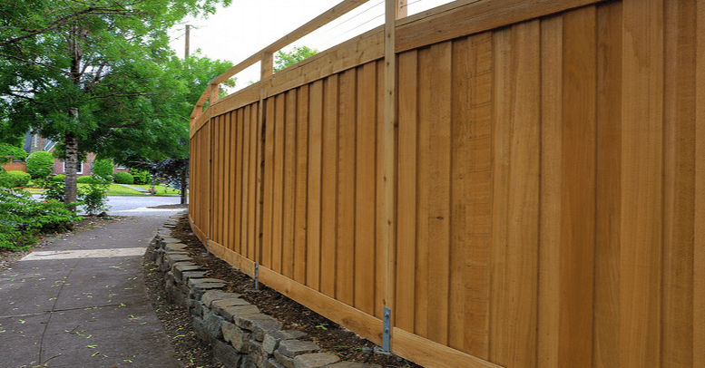 Vinyl Fence Repair In Bryan Texas College Station Fencing